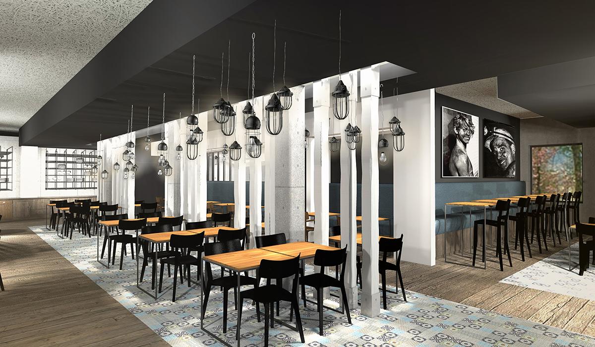 Burger food du Louvre - Concept store- Lens (62) France - Guillaume ...