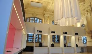 hotel de ville-roubaix-da silva-architecte d'intérieur-accueil-intéractif-numérique