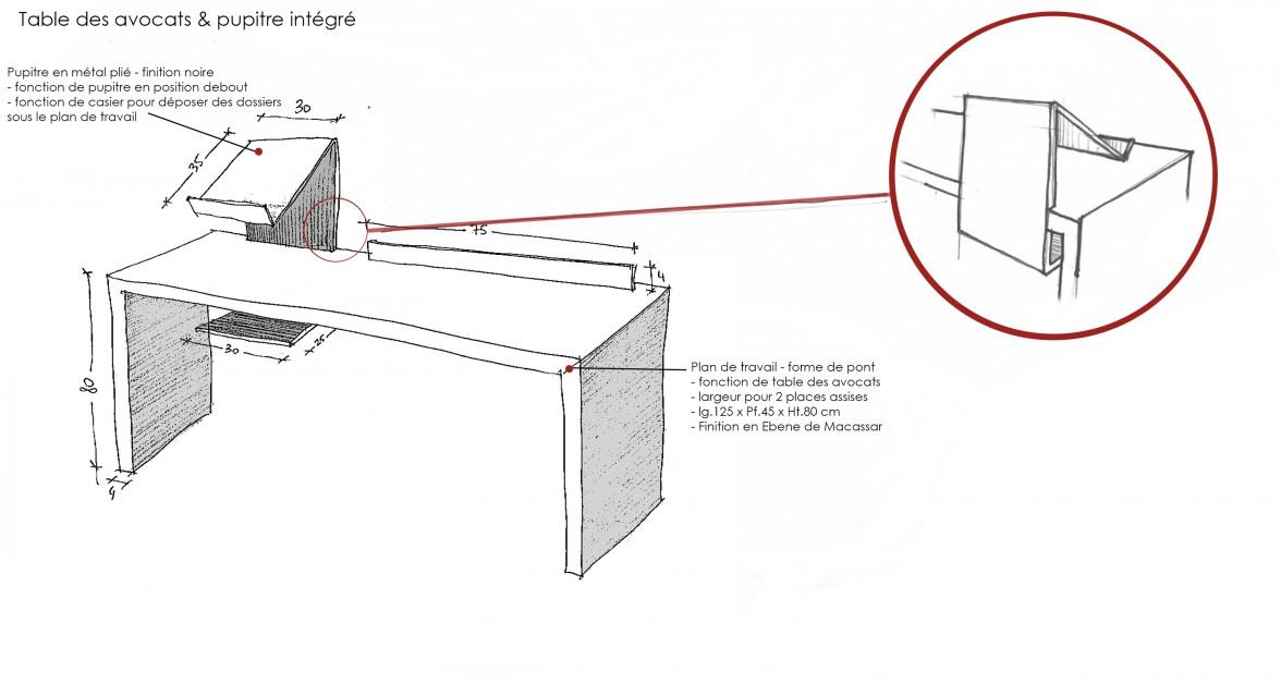 am nagement du tribunal adm lille 59 guillaume da silva. Black Bedroom Furniture Sets. Home Design Ideas