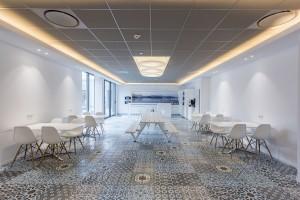 Architecture d'intérieur, bâtiment passif, bureau, tertiaire, nord, lille France, aménagement intérieur