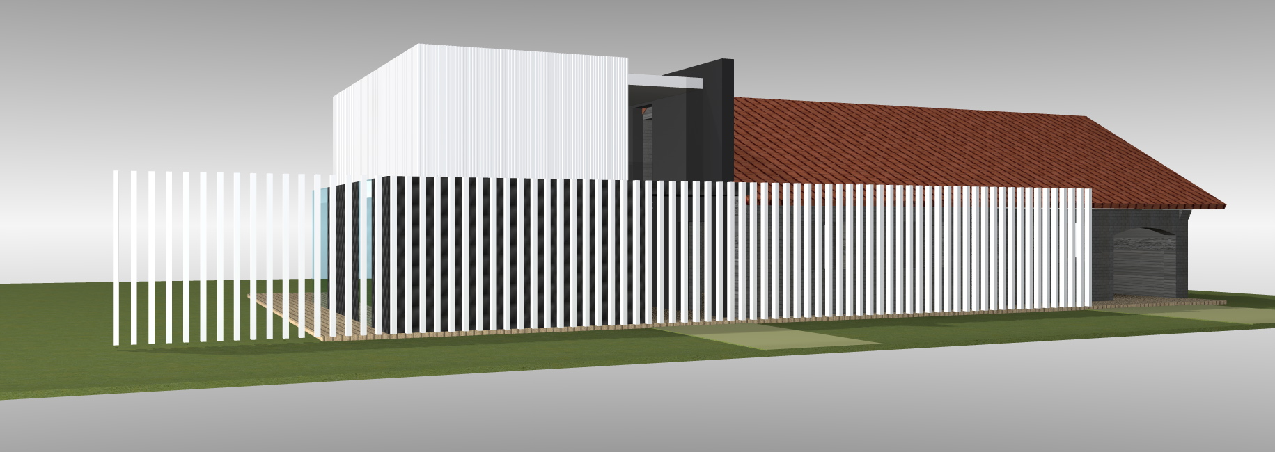 histoire d 39 une esquisse guillaume da silva architecture int rieure guillaume da silva. Black Bedroom Furniture Sets. Home Design Ideas