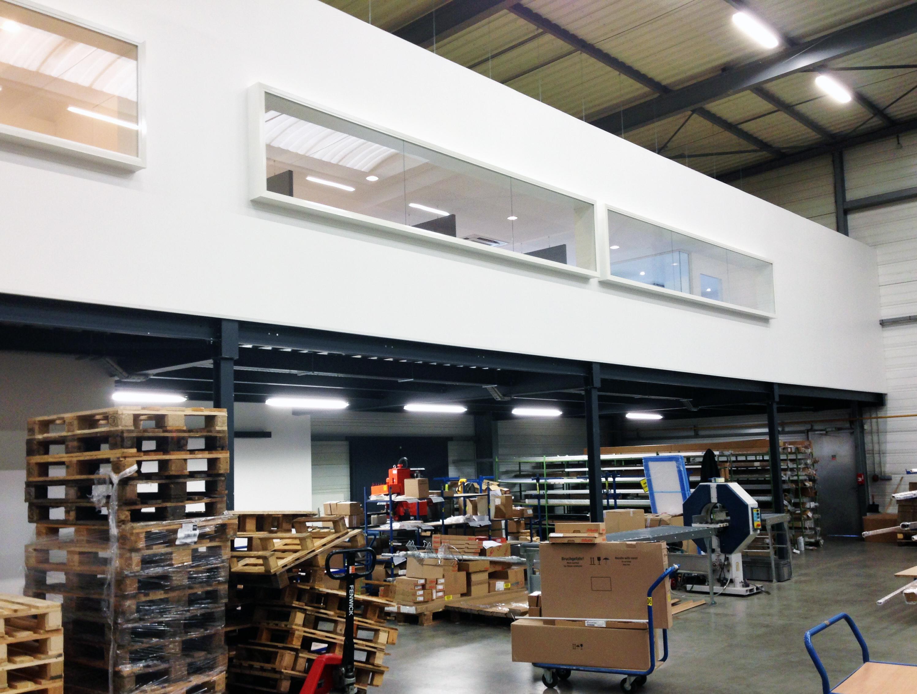 architecture d int rieur et concept store du showroom module by lmc situ decines lyon 69. Black Bedroom Furniture Sets. Home Design Ideas