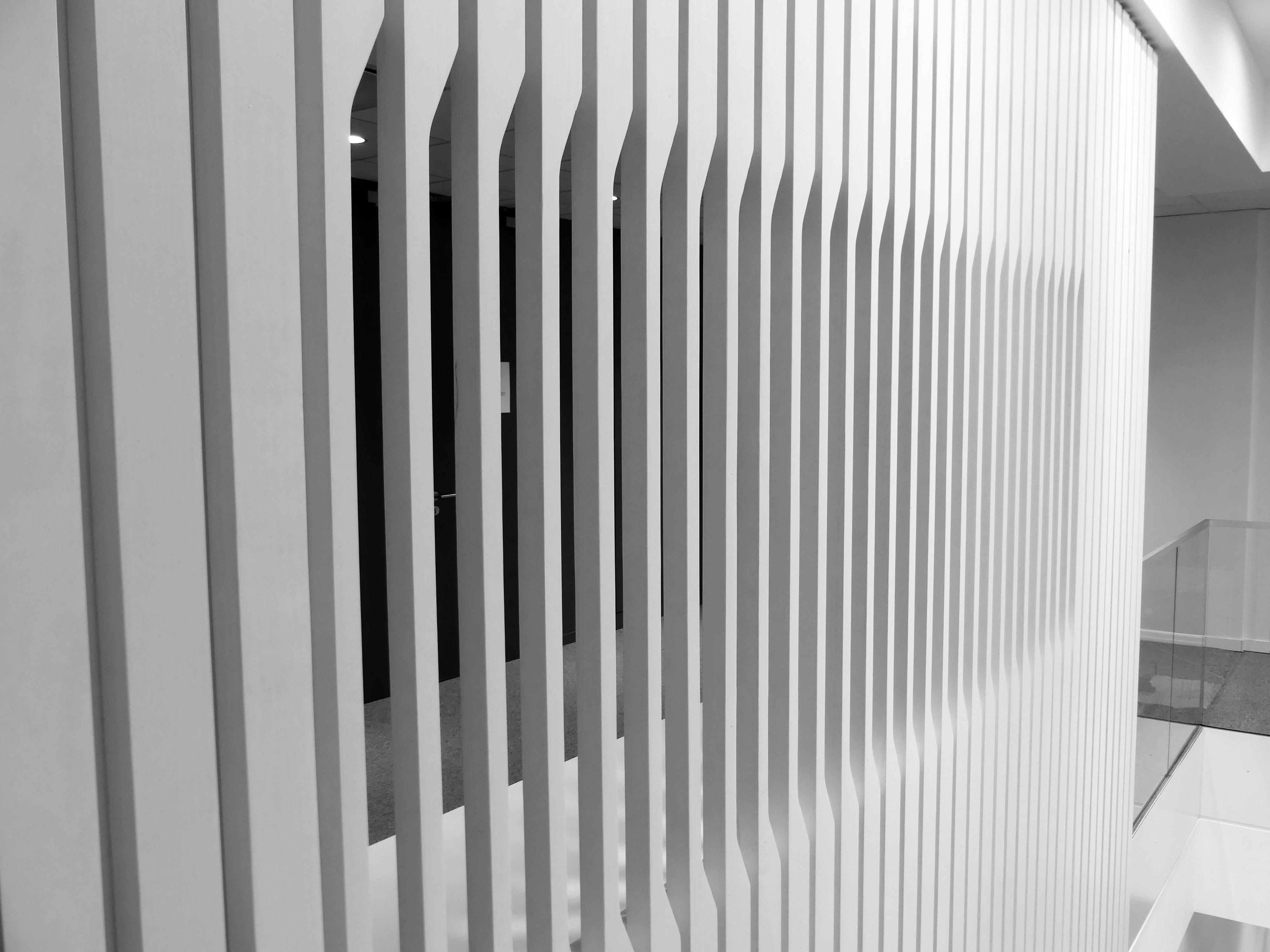Architecture d\'intérieur et design du nouveau siège social du bureau ...