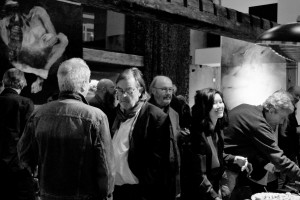 vernissage Angelica Ferrant  à l'agence d'architecture Guillaume Da Silva Lille