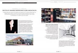 parution, isabelle roye, guillaume da silva, architecture intérieure, visite déco, magazine