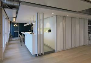 Guillaume da silva, architecture intérieure, lille, bondues, bureaux, office, wood, passive architecture (2)
