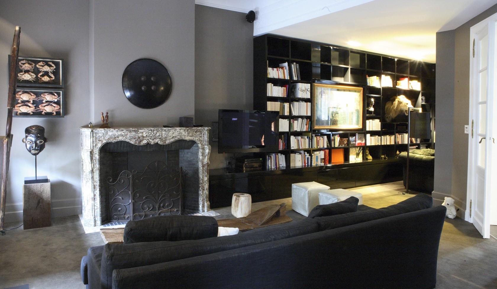 hotel particulier bruxelles belgique guillaume da silva. Black Bedroom Furniture Sets. Home Design Ideas